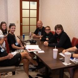 Crew Meeting